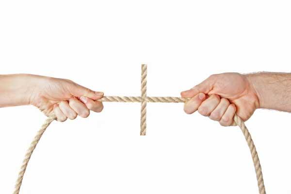 Konflikte der christlichen datierung
